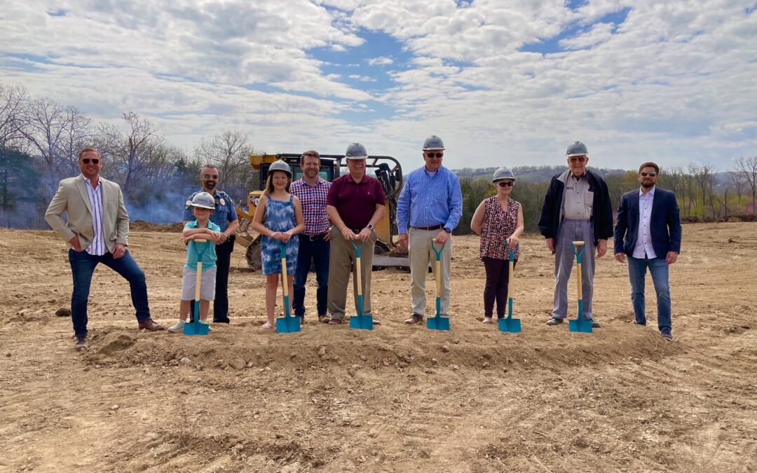 Streamline General Contractors breaks ground on senior living facility in Kimberling City